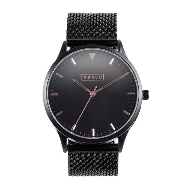 Reloj Colt Acero Negro