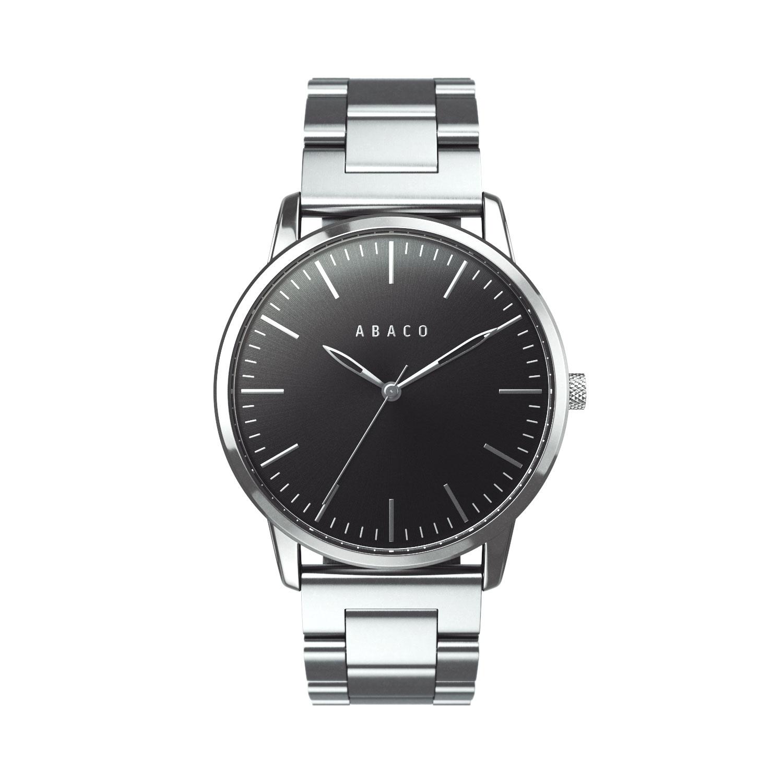 Reloj Darwin Acero - Abaco Relojes - Envío Gratis y Cuotas Sin Interés 2c4b9fc9b65