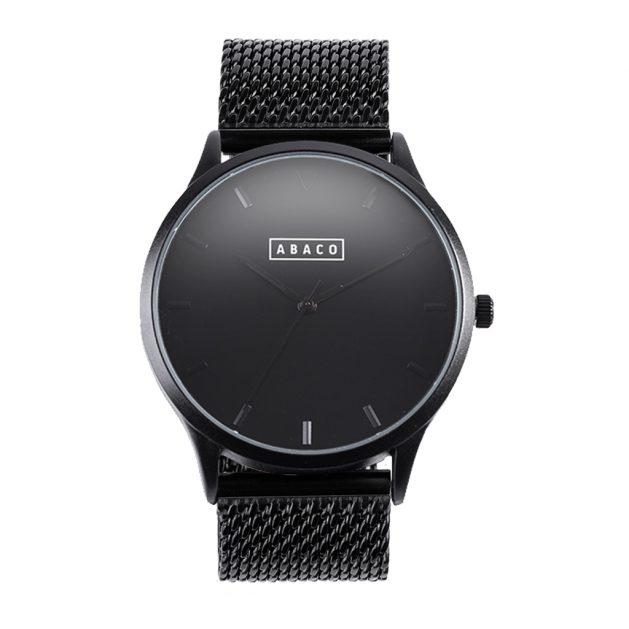 Reloj Hooke Acero Negro