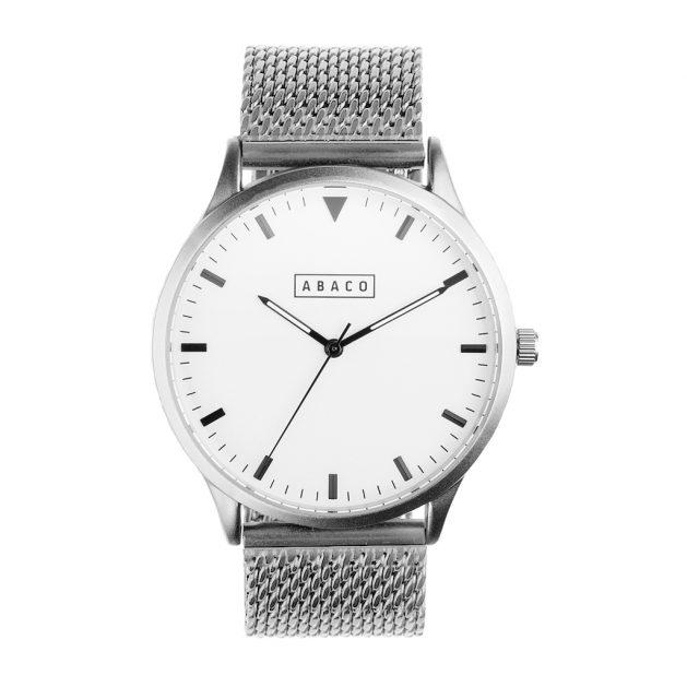 Reloj Lamarr Acero Plateado