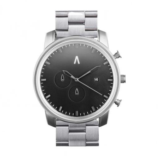 Reloj Zeus Lewis Silver